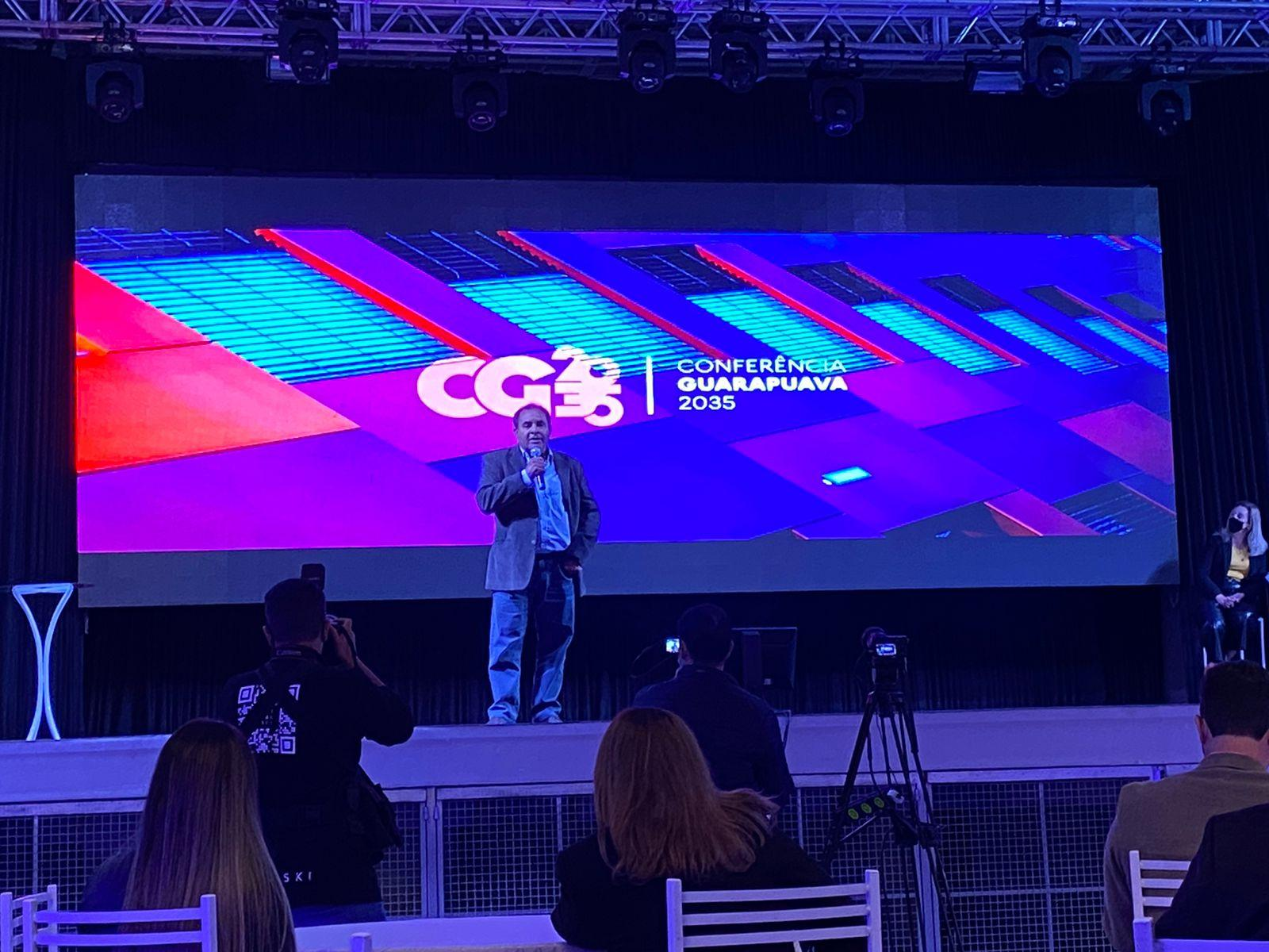 Inovação, tecnologia e futuro: UniGuairacá participa da Conferência Guarapuava 2035